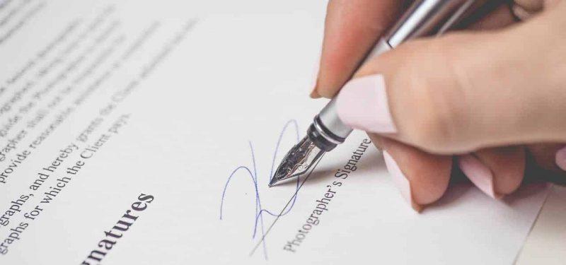 Evlilik ve Mal Ayrılığı Sözleşmesi
